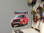 Fathead style wall graphic