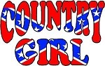 Country girl decal