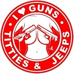 Titties Guns Jeeps